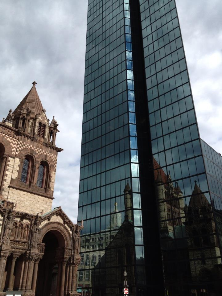 Building in Boston, Massachusetts