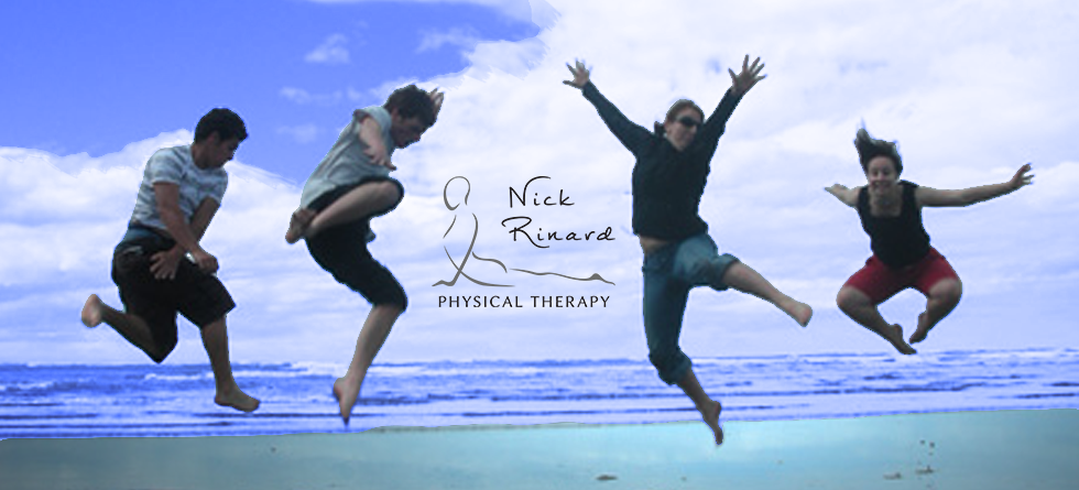 At Nick Rinard Physical Therapy you Get Results Fast