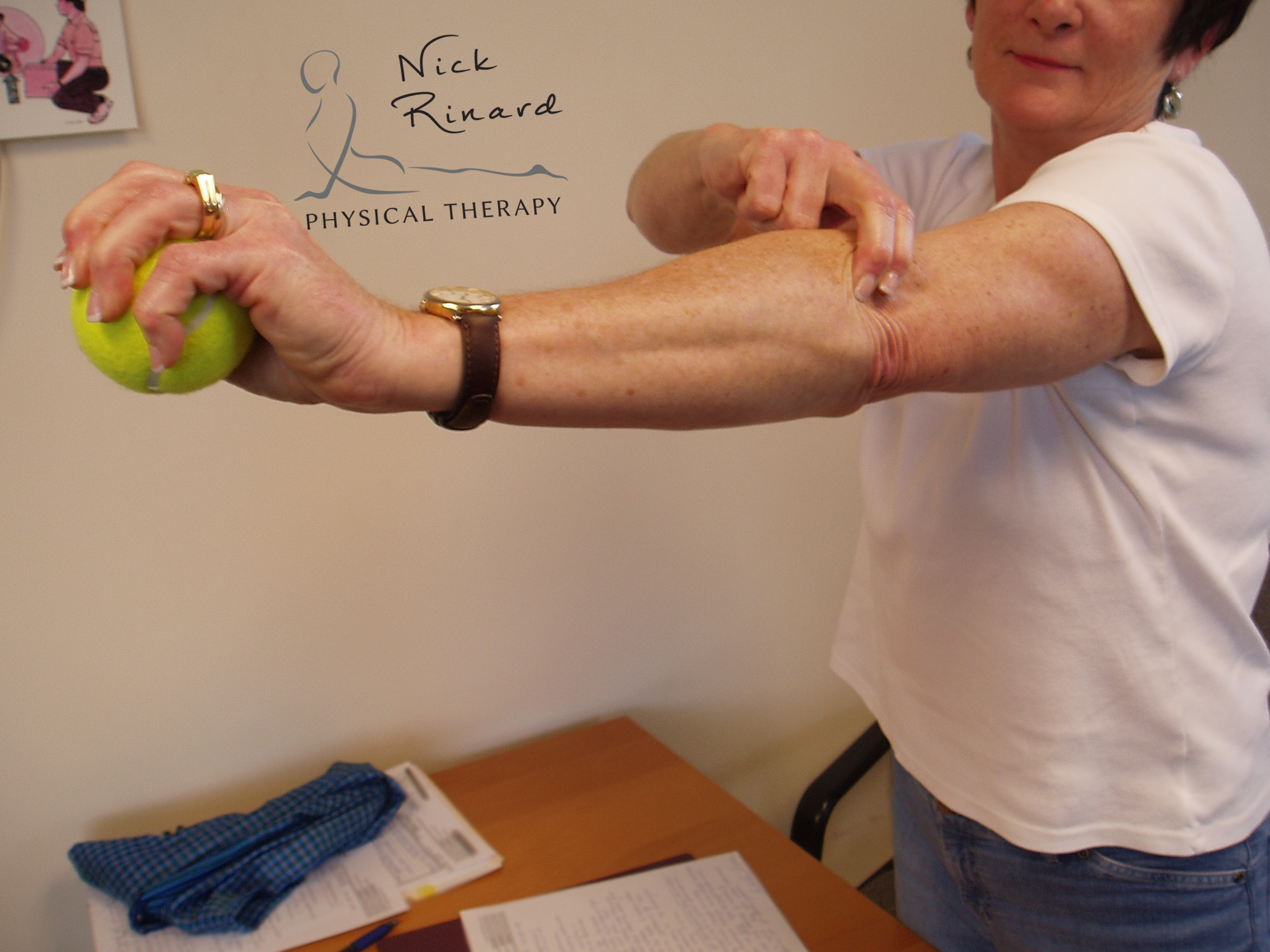 Mobilization with Movement with Grip