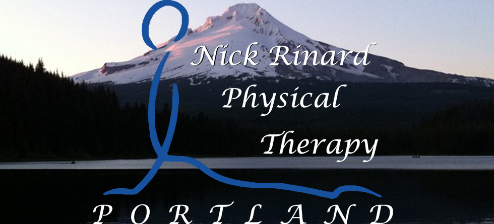 Nick Rinard Physical Therapy Mt Hood Cover