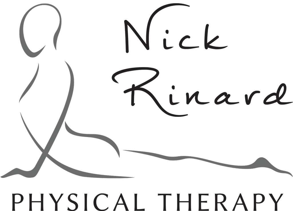Nick Rinard Physical Therapy Logo