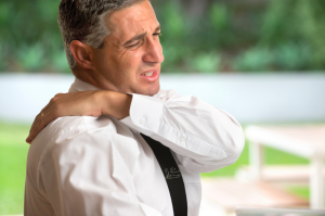 Shoulder Pain was affecting his Job until he came to RinardPT